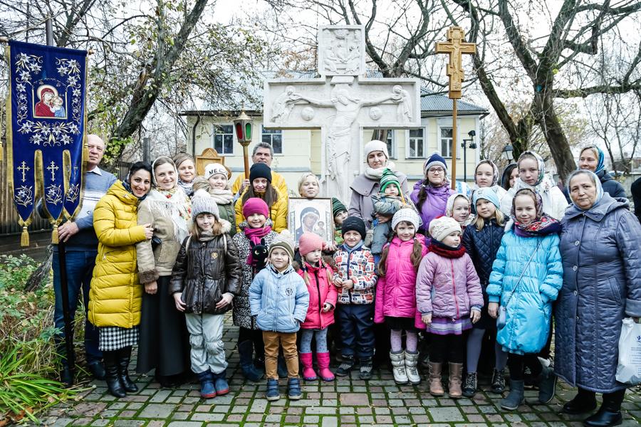 Праздник Казанской иконы Богородицы