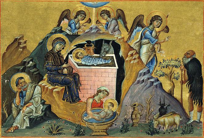 Почему Рождество Христово в России празднуют 7 января,  а не 25 декабря?