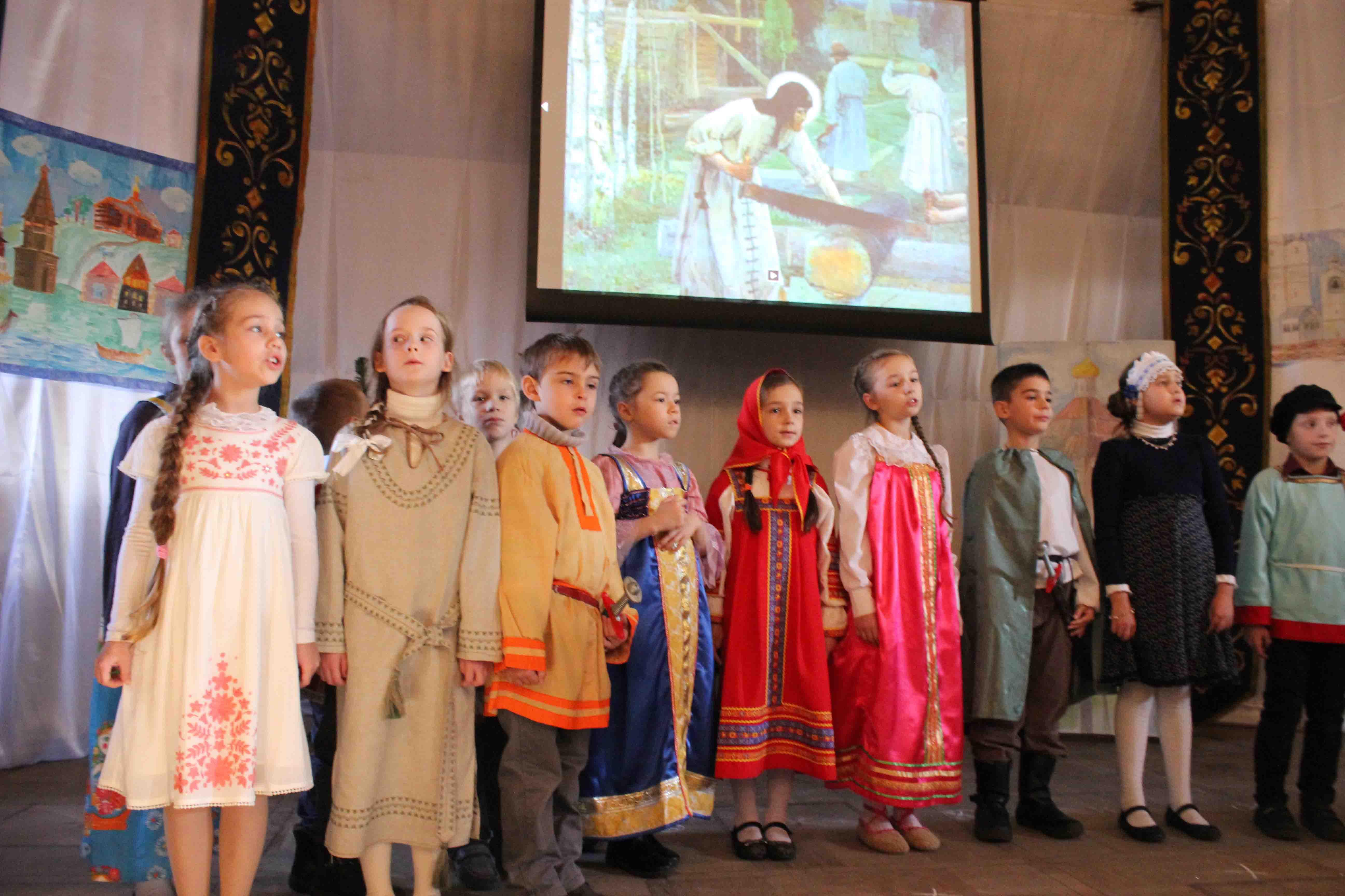 Праздник Казанской иконы Божией Матери и 10-летие школы!