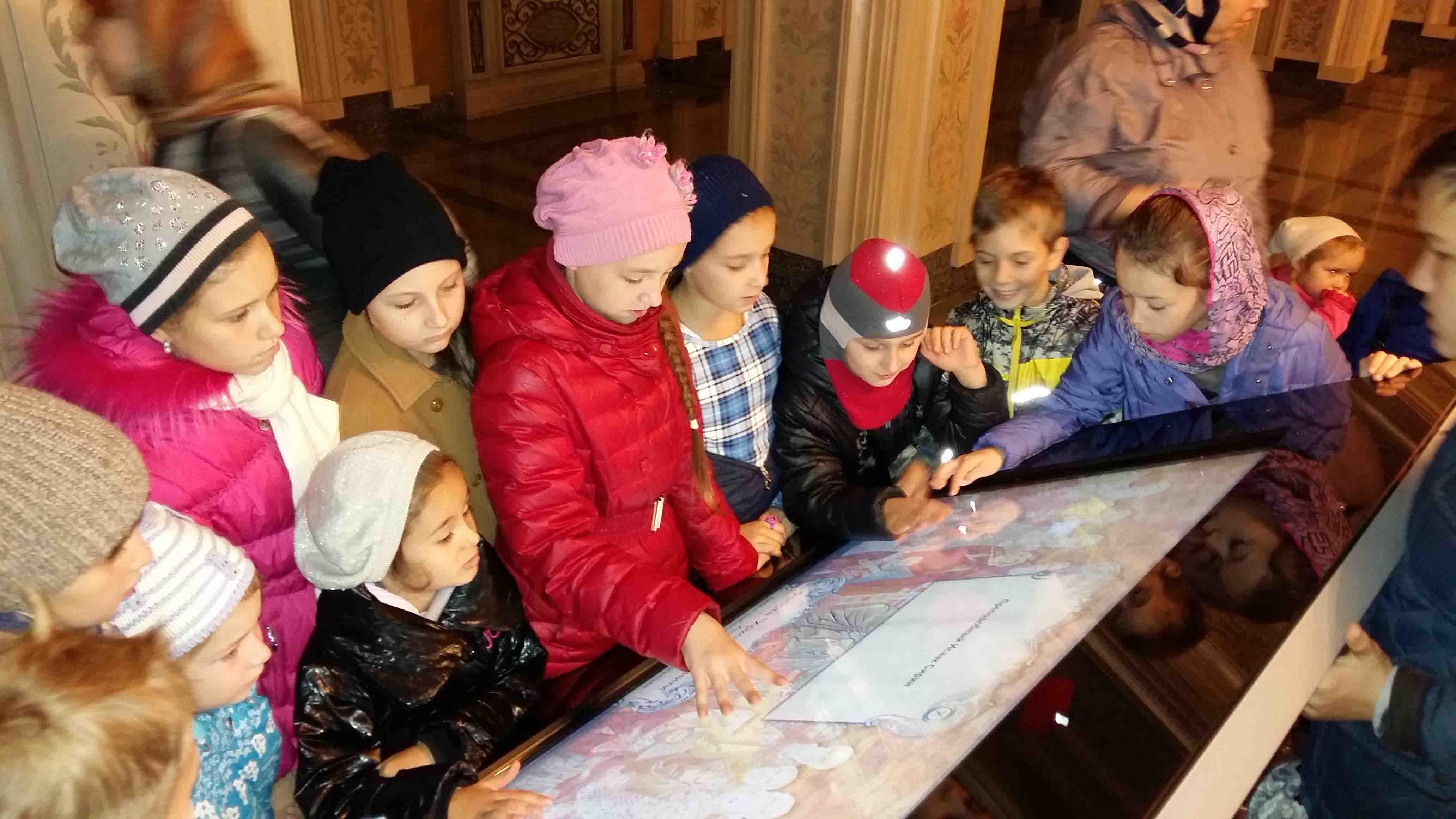 Путешествие в Сретенский монастырь