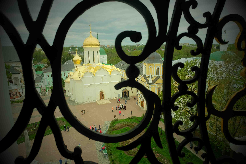 Путешествие в Свято-Троицкую Сергиеву Лавру