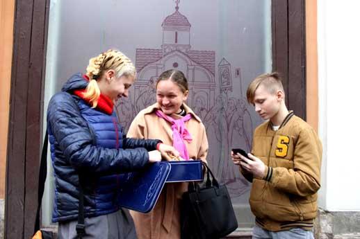 Путешествие в церковь Илии пророка, что в Китай-городе