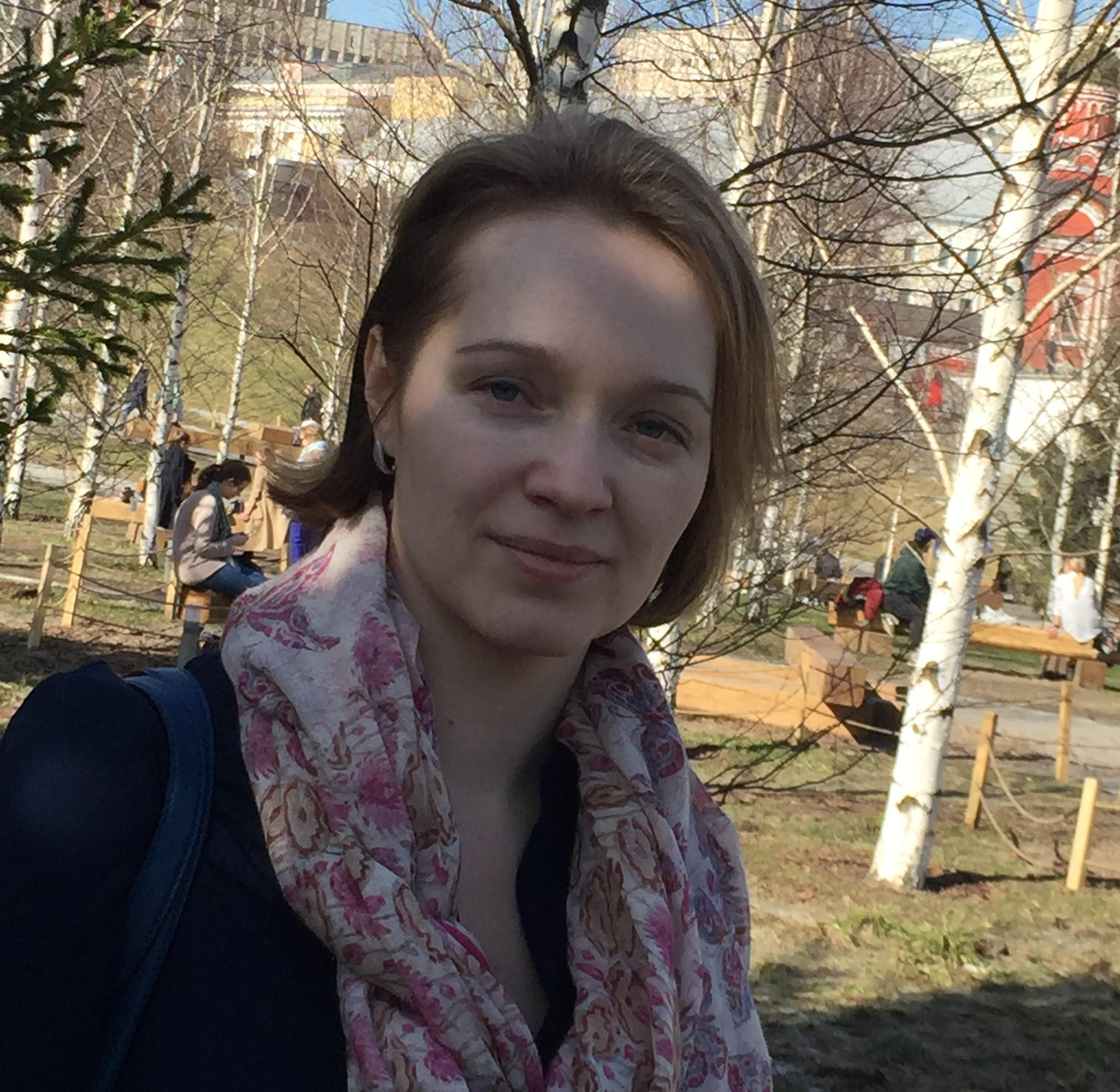 Шастина Анна Владимировна